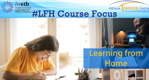 Learn from Home Course Focus #LFH