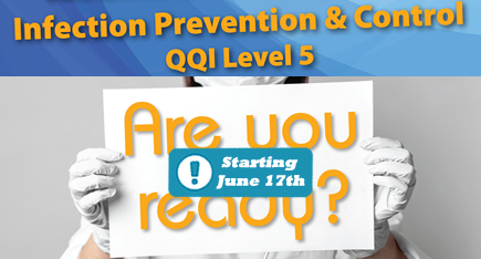 Infection Prevention and Control (QQI Level 5)