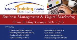 Business Management and Digital Marketing