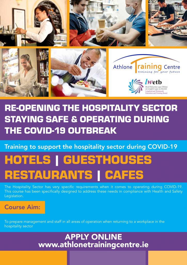Covid-19-Hospitality-Sector-Safely-Returning-to-workplaces-page-1
