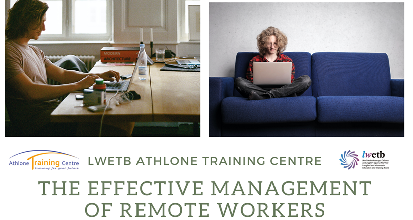 The Effective Management of Remote Workers