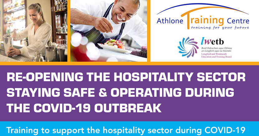 Covid-19 Hospitality Sector Safely Returning to workplaces