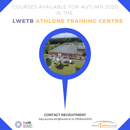 Autumn Course flyer image