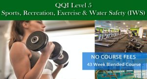 sports, recreation, exercise and water safety level 5