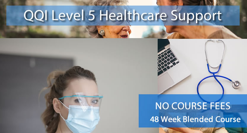 Healthcare Support QQI Level 5